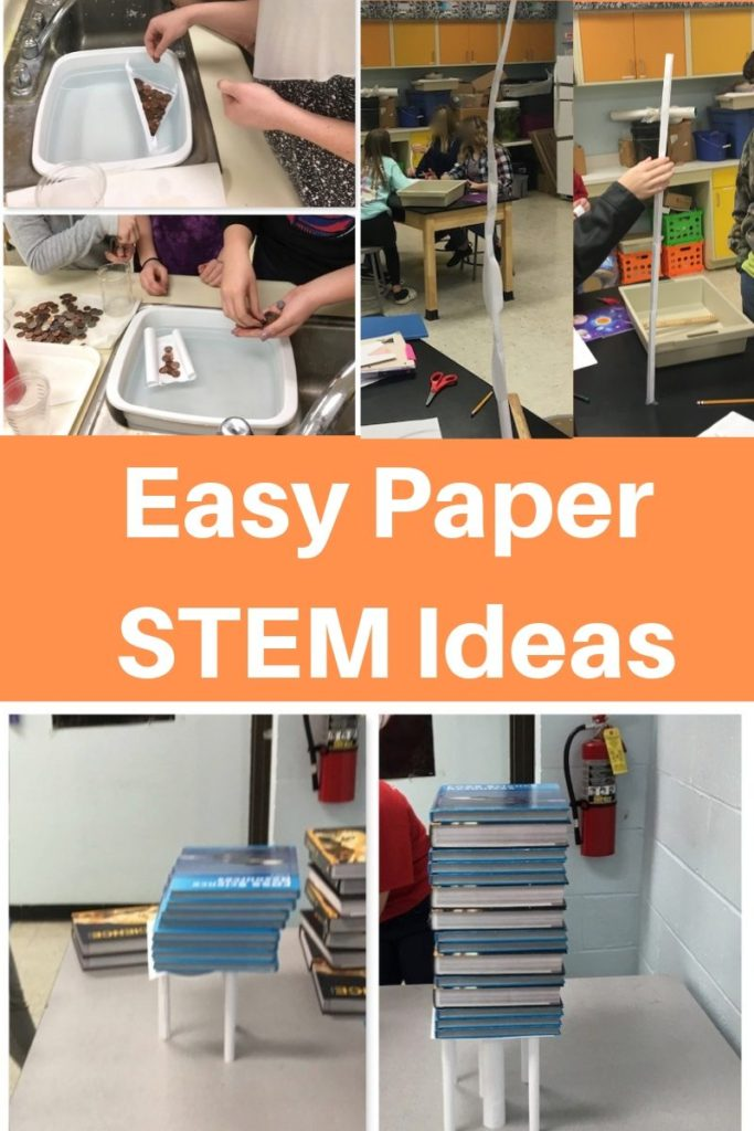 Three Cheap And Easy Stem Ideas Using Paper Continually Learning